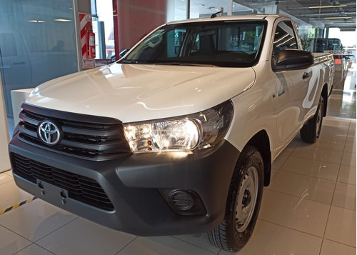 hilux 4x4 doble cabina dx 2.4