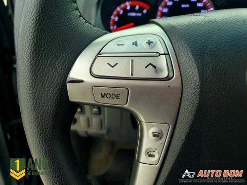 hilux cd 4x4 srv diesel ipva 2020 pago + tanque cheio 2012