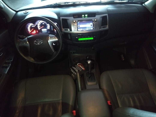 hilux cd srv 4x4 2.7 flex 16v aut.
