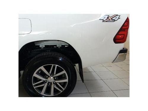 hilux cd srx 4x4 2.8 tdi 16v diesel aut.