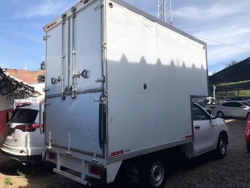 hilux chasis caja seca 2018 2.7l std