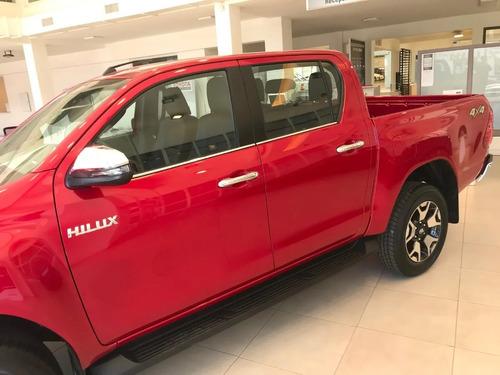 hilux linea nueva 4x2 srx full manual reserva cupo dpro