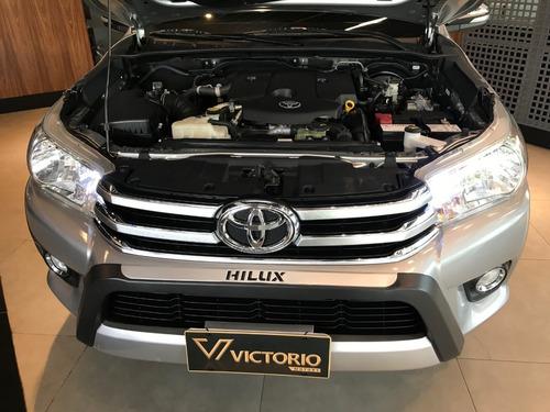 hilux sr 4x4 2.8 16v diesel at6 2016