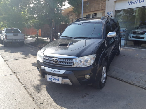 hilux sw4 3.0 at cuero 7 as 2011