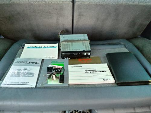 hilux sw4 3.0 turbo 4x4 1997