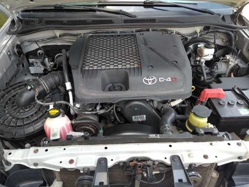 hilux sw4 srv 4×4 diesel 7 lug 2013*condições imperdíveis
