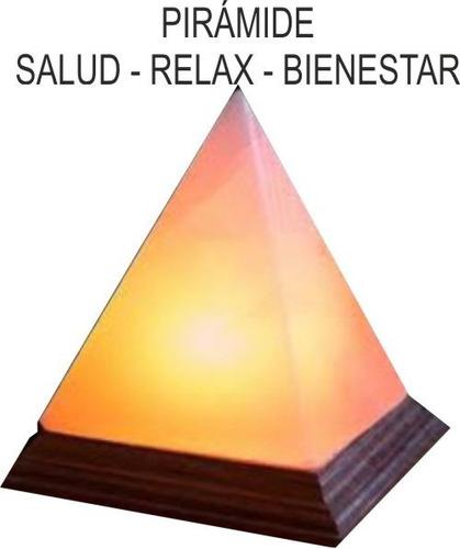 himalaya lampara de sal piramide original leer descripción !
