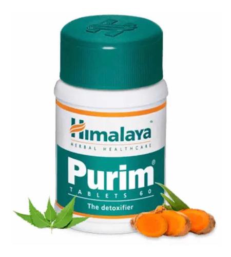 himalaya purim x60 original limpia sangre quita el acné