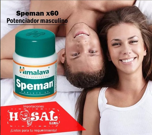 himalaya speman vitaminas para hombres - hosal