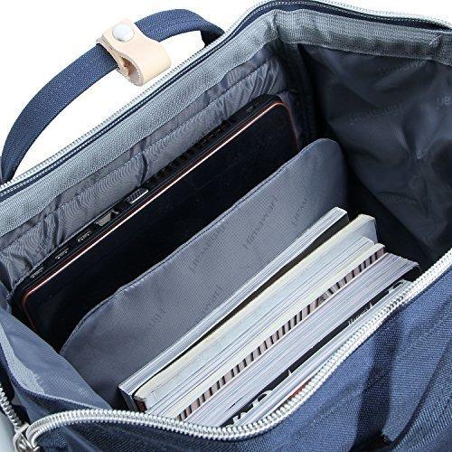 himawari mochila de poliester unisex, estilo vintage, compat