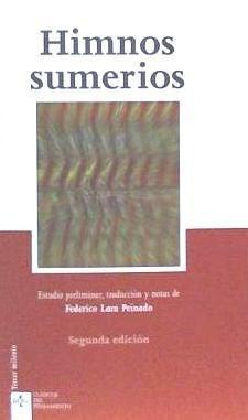 himnos sumerios(libro poesia religiosa. himnos)