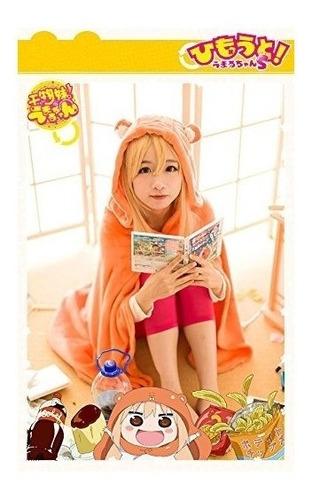 himouto umaru chan gorro capa capita kawaii cosplay cute