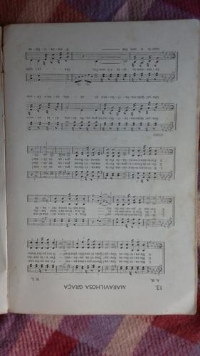 hinário antemas celestes - 52 hinos - cópia xerox espiral