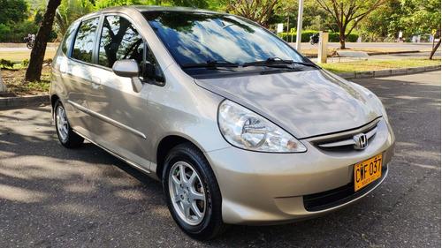 hinda fit ex 2008 motor 1.5  5 puertas, full equipo, aut, aa