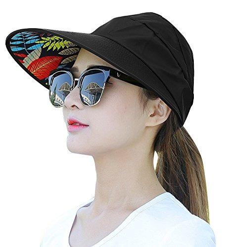 hindawi sombreros de sol para mujer ala ancha protección uv