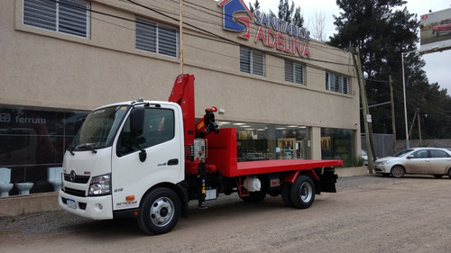 hino 816 camión