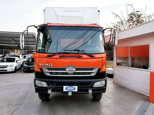 hino gh 1426 furgon carga general doble puente año 2010