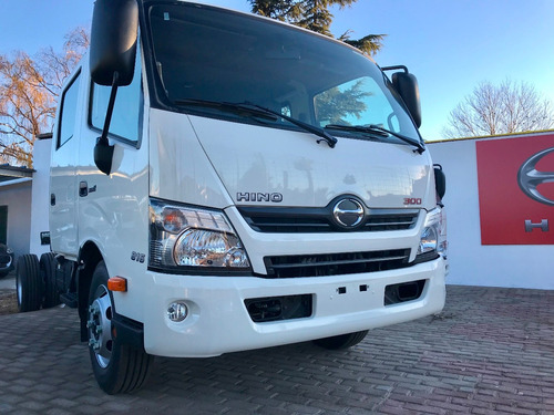 hino serie 300 816 dc camion toyota