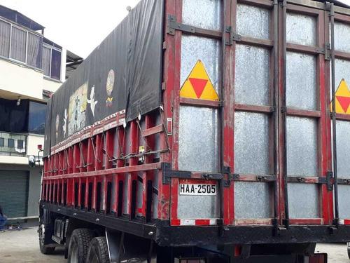 hino serie 500 - fm2prsa10.5 - camion mula 2635