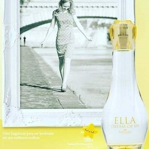 hinode conjunto com 2 perfumes dream of me