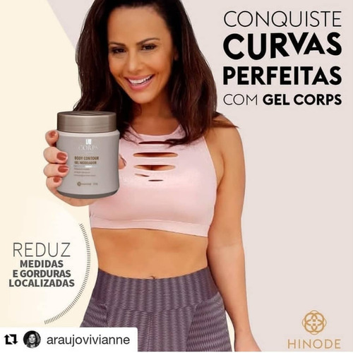 hinode corps+ firmador timeless+ gel anti celulite celulift