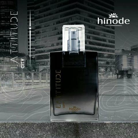 hinode - lattitude city 100ml