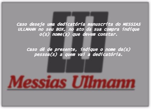 hinos ccb - canto lírico em dvd (1 box) - messias ullmann