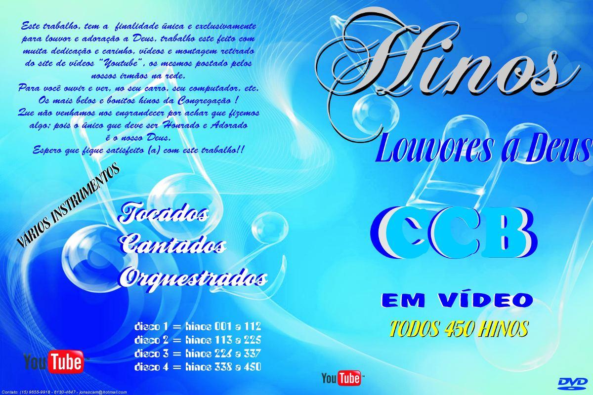 450 hinos ccb gratis cantados