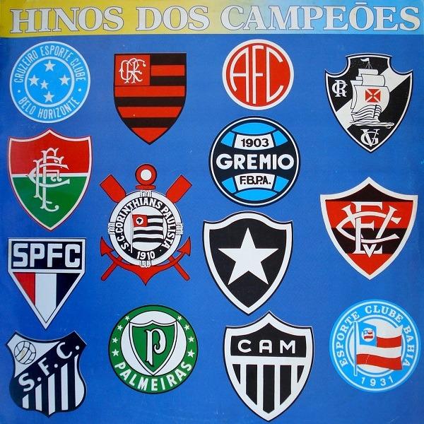 Hinos Dos Campeões Vol.1 - Cd Instrumental - R  17 73082781509a6