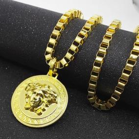 3235a6f93b28 Collar Versace Medusa - Joyería en Mercado Libre México