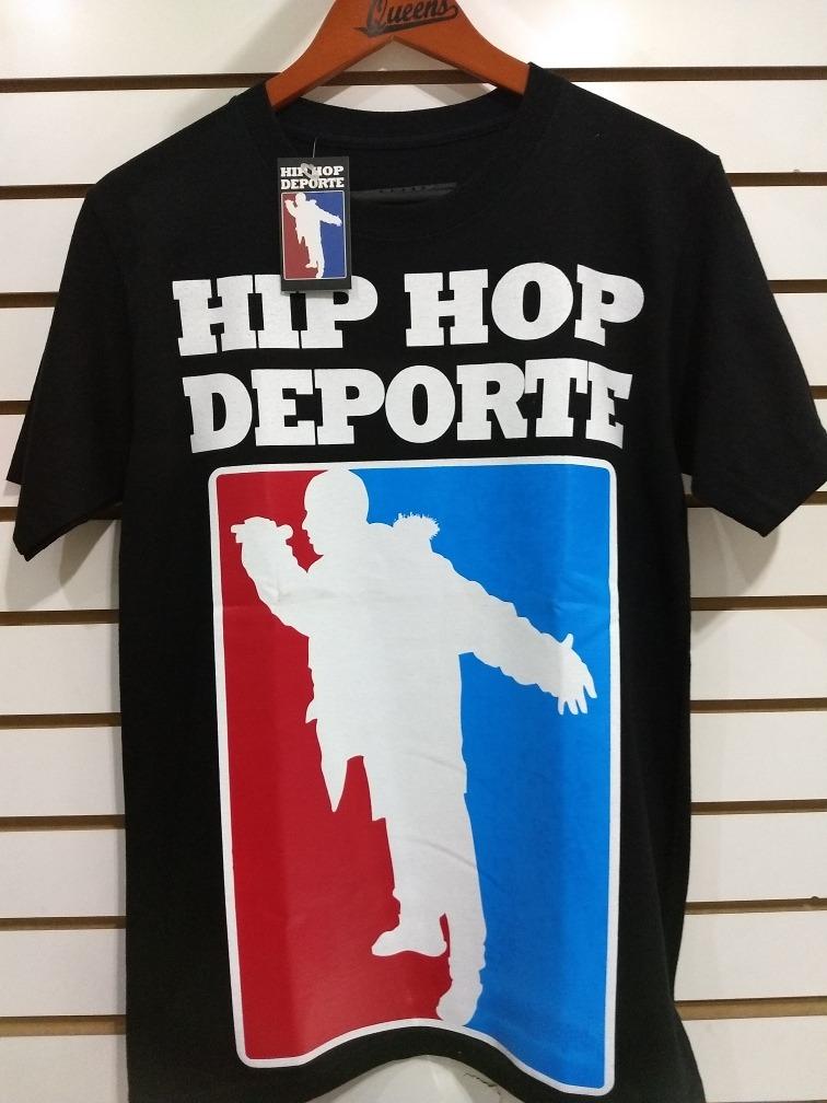 e91fee8314ffa Hip Hop Deporte Oficial. Playera Manga Corta. Original -   448.00 en ...