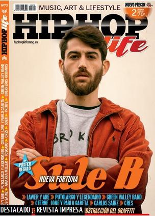 hip hop life - 73. revista de música