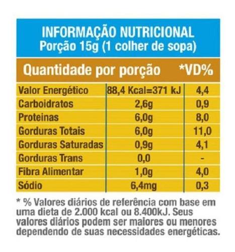 hiper pasta de amendoim com albumina (1kg) proteína pura