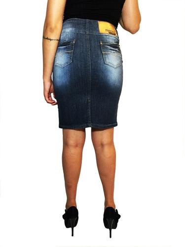 hiper promoção saia jeans secretaria mix jeans