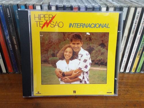 hipertensão internacional - cdmusicclub - 1987