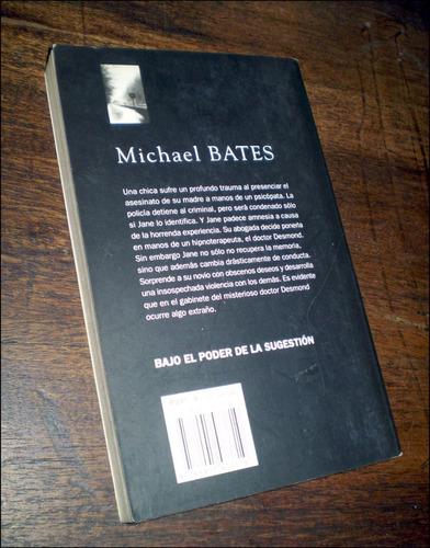 hipnotizada _ michael bates - plaza y janes