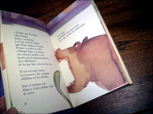 hipo canta _ carmen de posadas - sm / literatura infantil