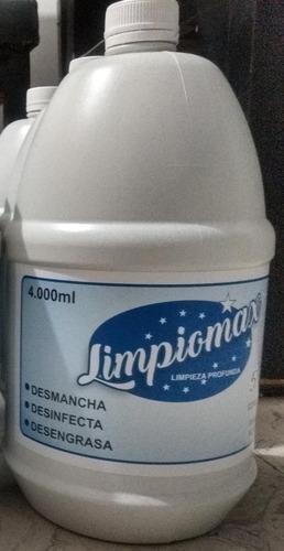 hipoclorito de sodio limpio max