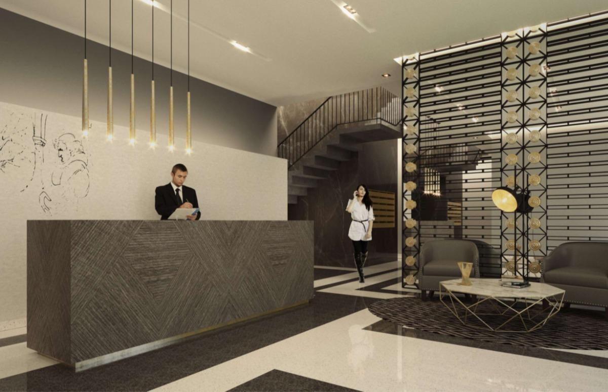hipódromo condesa, departamento con amenidades y excelente ubicación
