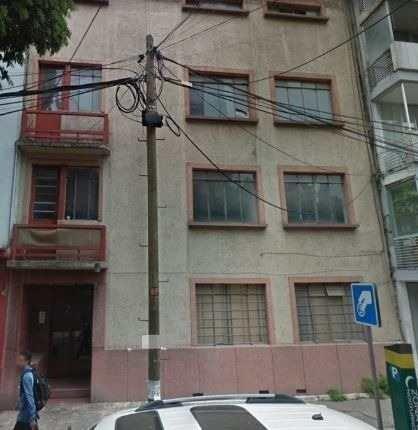 hipodromo condesa, terreno habitacional, venta, cuauhtemoc, cdmx.