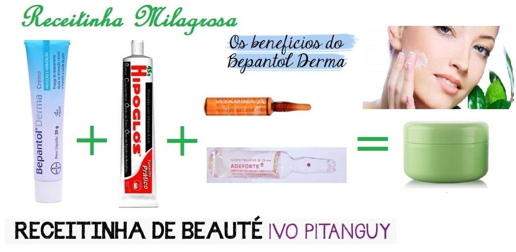 Hipoglos Arovit Bepantol Derma Antirugas Hidrata Clareia R 59 90