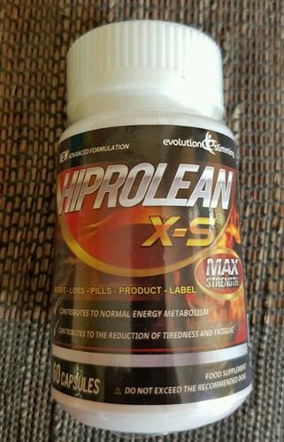 hiprolean quemador de grasa supresor apetito bloquea grasa
