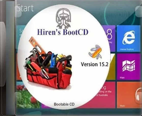 hirens boot dvd 15.2 restored edition v2.0