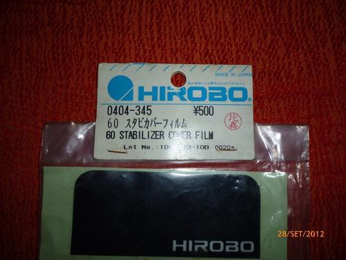 hirobo stabilizer cover film 60 0404-345