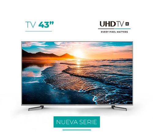 hisense smart tv 43¨ uhd - hle4317rtu