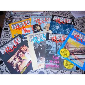 Histo Rock-revistas De Coleccion-7 Fasciculos