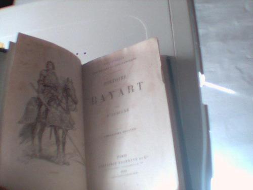 histoire de bayard par dâubigne.paris, 1886