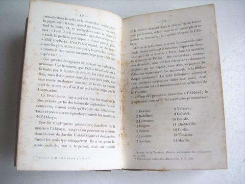 histoire des girondins et des masacres de septembre