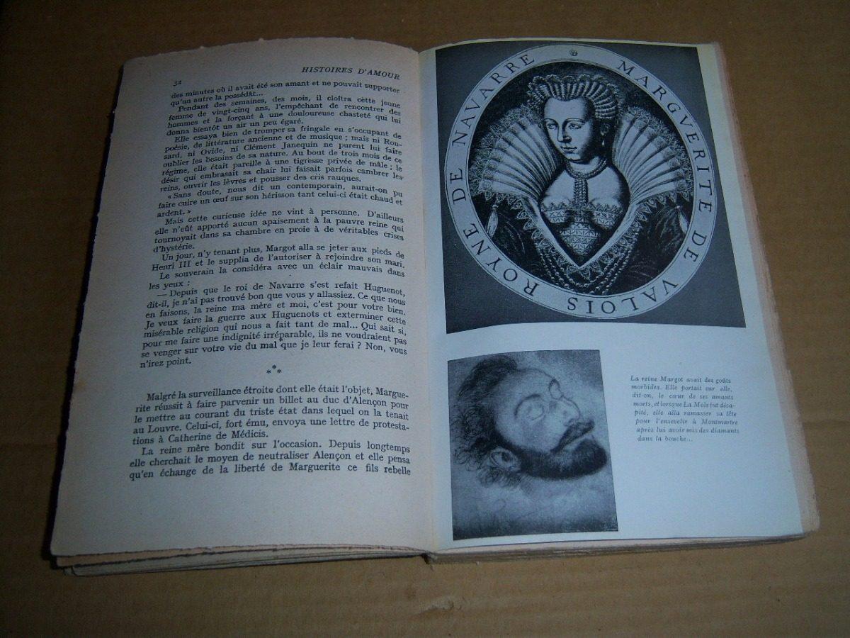 Histoires Damour De Lhistoire De France 3 Guy Breton A 10982