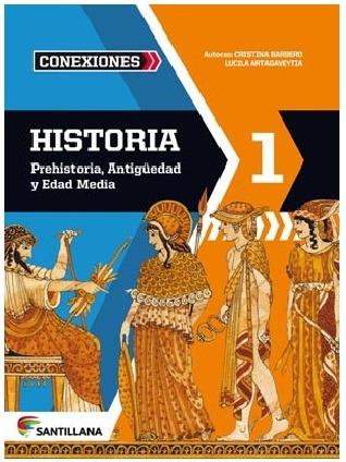 historia 1 - prehistoria - antiguedad - edad media - nuevo